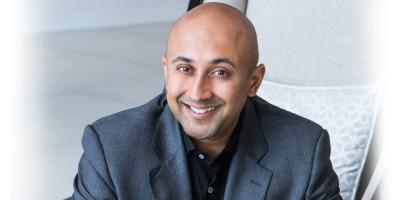 Dr Sachin Patel 20 Years Wavelength Medical Recruitment