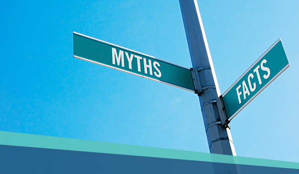 Myths and Facts on a Sign Post