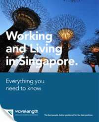 brochure living in singapore