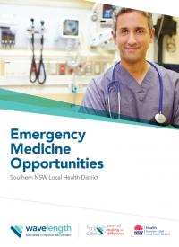 Emergency Medicine Director Wavelength