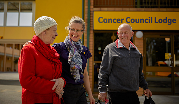 Cancer Council Lodge