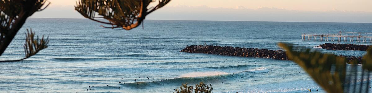 Northern New South Wales Coastline
