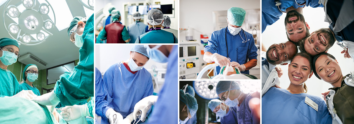 Surgical Registrars Campaign - 2018 - Banner Image