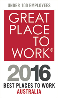 Best Place to Work Australia 2016